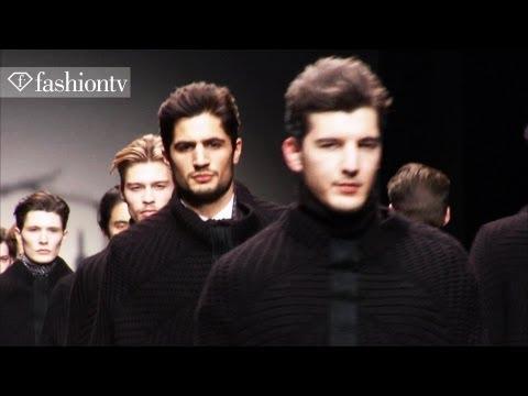 Roberto Cavalli Men FallWinter 201213 Full  at Milan Men's Fashion Week  FashionTV  FTV FMEN