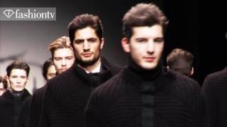 Roberto Cavalli Men Fall/Winter 2012/13 Full Show at Milan Men's Fashion Week   FashionTV - FTV FMEN
