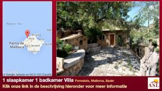 1 slaapkamer 1 badkamer Villa te Koop in Fornalutx, Mallorca, Spain