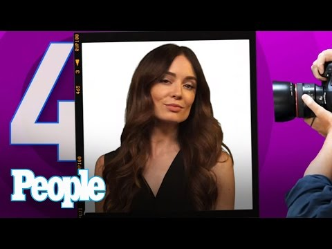 Mallory Jansen Explains Why She Loves To Boss Around Her Castmate   People