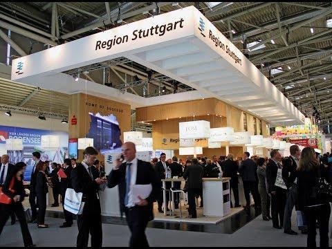 Die Region Stuttgart auf der Expo Real 2016