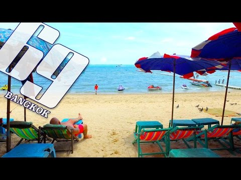 Pattaya Night & Day Scenes 2016 Trip Vlog #03