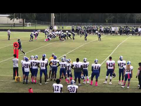Tift Vs Crisp Football Game 9th Grade 2019