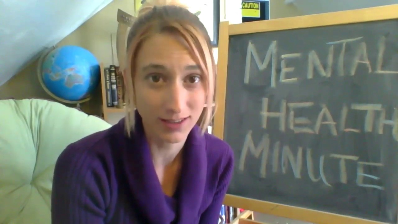 Mental Health Minute: Stress Reactions - YouTube