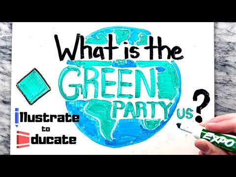 What is the Green Party US? What are the political views of the Green Party?