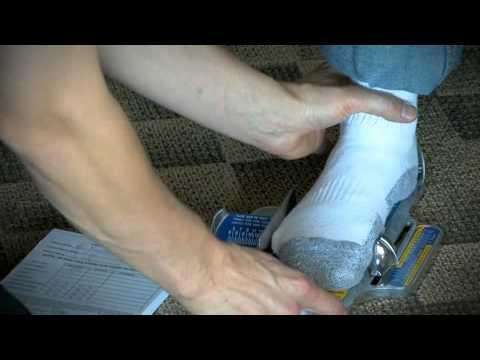 Dr. Comfort Shoe Fitting Techniques