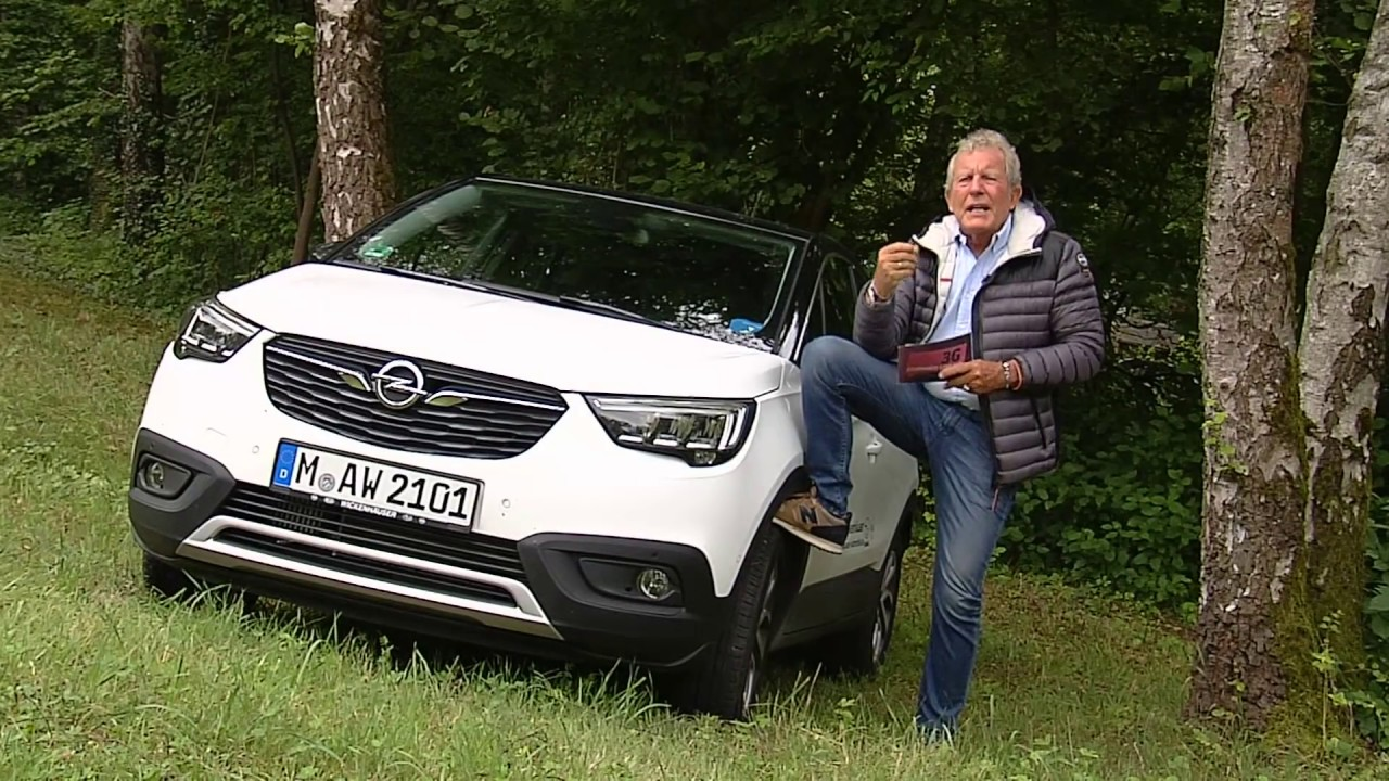 3g autotest opel crossland x innovation youtube. Black Bedroom Furniture Sets. Home Design Ideas