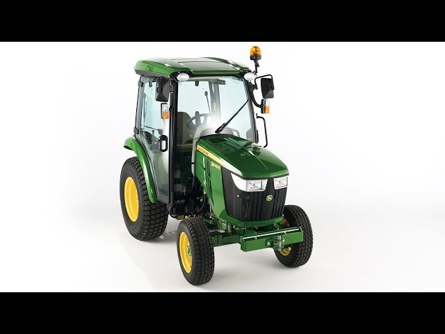 3045R Walk around Guide - John Deere compact utility tractors