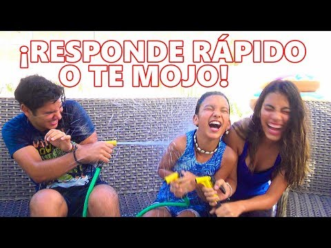 RESPONDE RÁPIDO O TE MOJO!    TV ANA EMILIA