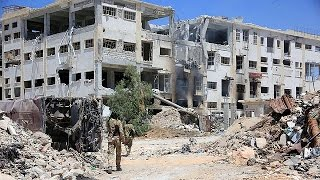 Syrian opposition reject humanitarian corridors as a ploy to empty Aleppo