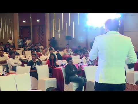 GMASA'17 Bangalore: How to Remove Unemployment Through Technology - Mahesh Verma