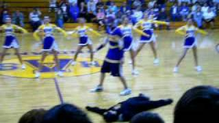 The Best Mascot Ever - Jeremy McClain