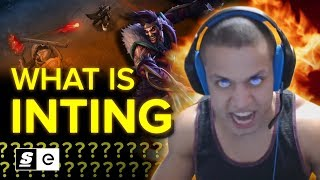What is Inting? The Blurry Line Between Trolling and Being Trash