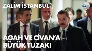 Agah ve Civan'a büyük tuzak! - Zalim İstanbul 4. Bölüm