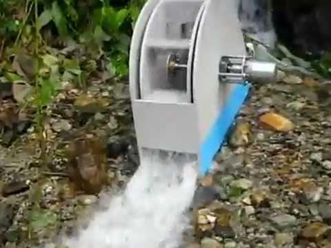 Water Power Generator