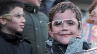 Joel Beukers Vuurwerkbril