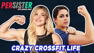 What Life is Like As an Elite CrossFit Athlete with Brooke Ence | Persister