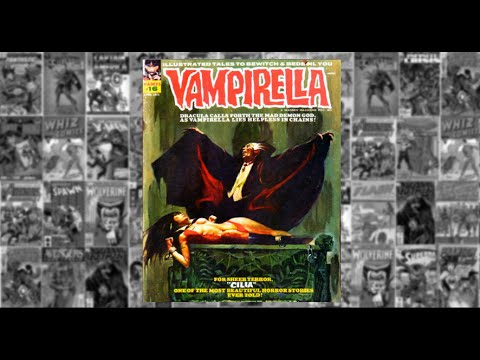 "Vampirella:  #16, ""And Be A Bride of Chaos"" - Untimed"