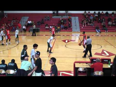 COMPLETE GAME:  2012 7th Grade Basketball S.T.A.C Championship Game