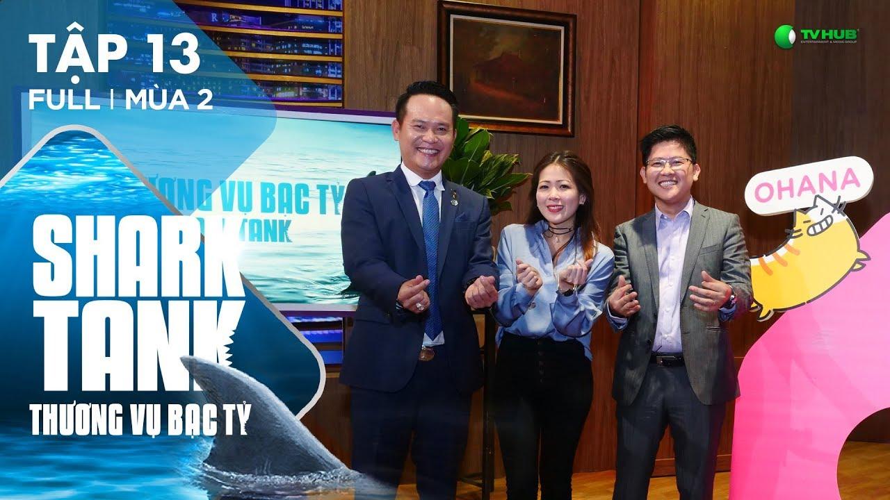 Shark Tank Việt Nam Tập 13 Full | Mối Nhân Duyên Giữa Startup Có Tâm Và Nhà Đầu Tư Có Tầm | Mùa 2