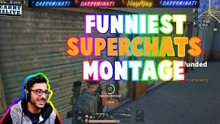funniest superchat montage | carryislive | highlights