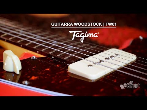 Tagima  WOODSTOCK TW61 review