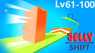 Jelly Shift Level 61-100 Walkthrough