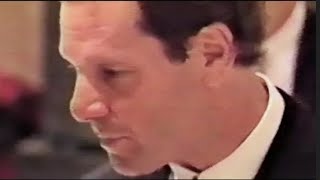 Creative Artists Agency CAA Reception Bill Clinton Speech - 1993