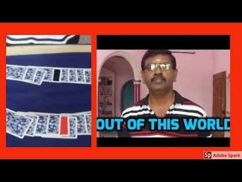 MAGIC TRICKS VIDEOS IN TAMIL #432 I OUT OF THIS WORLD from PAUL CURRY @Magic Vijay