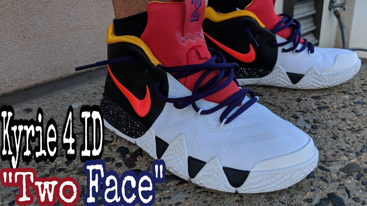 best sneakers 4ac62 bd597 Latest Pick Up! Nike Kyrie 4 iD