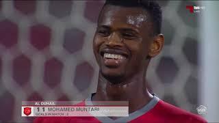 الأهداف | الدحيل 6 - 1 الخريطيات | دوري قطر غاز تحت 23 سنة
