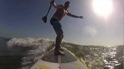 Paddleboarding New Smyrna Beach