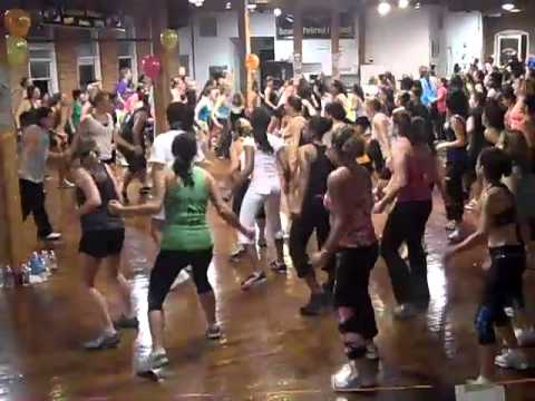 zumba battle amber eddie