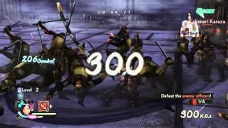 【GAMETEST】Samurai Warriors 4-II pc 1080p fhd max settings 1