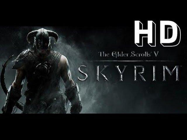 The Elder Scrolls V Skyrim O Inicio 1080p R9 280