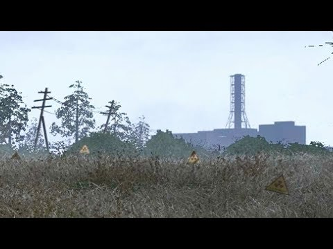 The Chernobyl Mission in Call of Duty 4 Modern Warfare