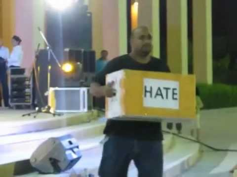 'Boxes of Emotion' - Skit by Jesus Youth Qatar