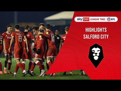 Crawley Town Salford Goals And Highlights