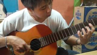 Kenangan Di Dusun Kecil Classical Guitar Solo Cover-FerryLao-
