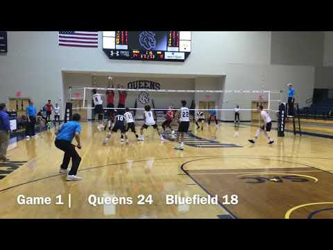 Queens vs. Bluefield College