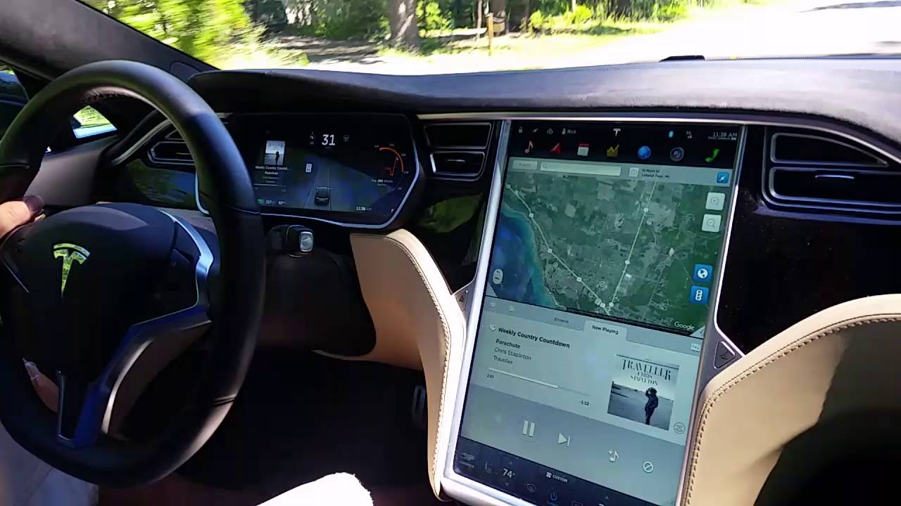 In Tesla Insane Mode Youtube