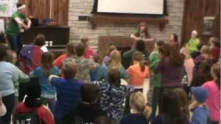 baby shark camp song -  2013 4-H Art Beat South