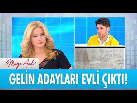 Gelin adayları evli çıktı! - Müge Anlı İle Tatlı Sert 17 Ocak 2018