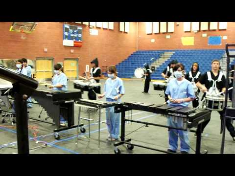 Villago Middle School Percussion Spring 2010 2 of 3