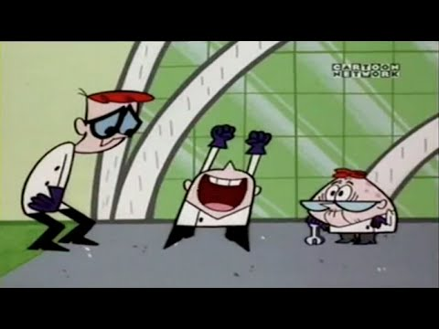 React Video 47 Dexter's Lab Movie Part 1