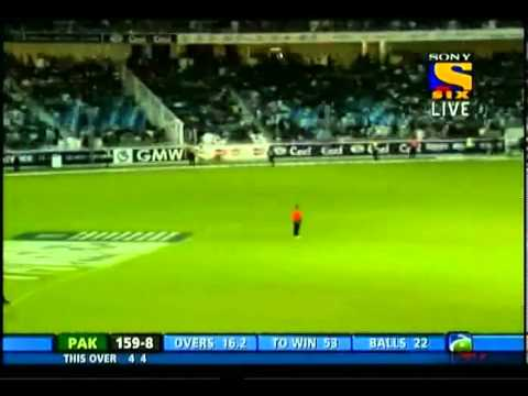 Pakistan vs Sri Lanka 2nd T20 Highlights   13th Dec 2013 ~~ Part -- 05