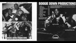 Boogie Down Productions-Criminal Minded