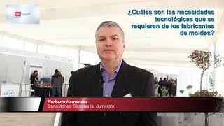 Señalan capacidades de las empresas de moldes y troqueles en México