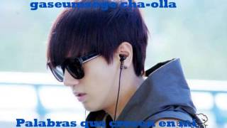 Yesung (Super Junior) - Blind In Love - The King of Dramas OST [ROM +Sub Español  ]