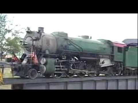 Live Steam Model Railroad Club in Colorado pt2